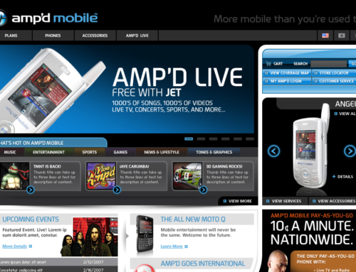 NINJA Mobile Assists Smooth Amp'd Mobile Launch in Canada